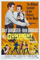 "Gunfight at the O.K. Corral - 11"" x 17"""