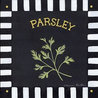 Parsley Fine Art Print