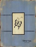 """Fancy Face by Bonnee Berry - 12"""" x 16"""""""