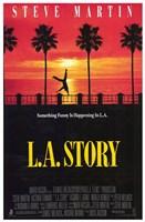 "L.A. Story - 11"" x 17"""