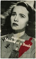 "Shadow of a Doubt B&W - 11"" x 17"""