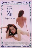 "Go Fish - 11"" x 17"", FulcrumGallery.com brand"