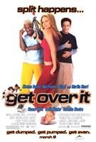 """Get Over It - 11"""" x 17"""""""