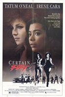 "Certain Fury - 11"" x 17"" - $15.49"