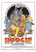 """Hooch - 11"""" x 17"""""""