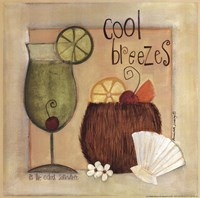 Cool Breezes Fine Art Print