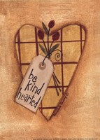 Kind Hearted Fine Art Print
