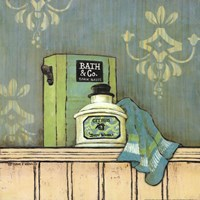 Citrus Body Wash Fine Art Print