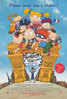 "Rugrats In Paris: The Movie - 11"" x 17"""