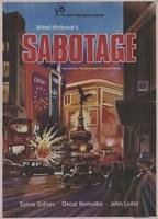 """Sabotage - 11"""" x 17"""""""