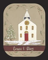 Grace & Glory Fine Art Print