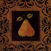 Antique Pear Fine Art Print