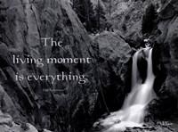 "The Living Moment by John Jones - 16"" x 12"", FulcrumGallery.com brand"