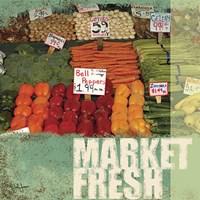 Market Fresh Fine Art Print