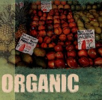 """Organic by John Jones - 12"""" x 12"""""""