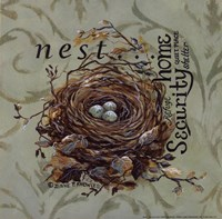 Nest Fine Art Print