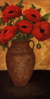"""Harvest of Gratitude (in Memory of Jody) by Annie Lapoint - 10"""" x 20"""", FulcrumGallery.com brand"""