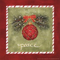 Holiday Peace Fine Art Print