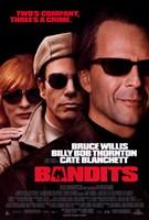 "Bandits Bruce Willis - 11"" x 17"""