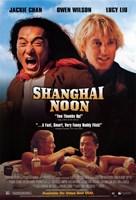 """Shanghai Noon Owen Wilson - 11"""" x 17"""""""