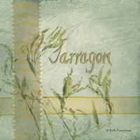 "Tarragon by Bob Pennycook - 10"" x 10"", FulcrumGallery.com brand"
