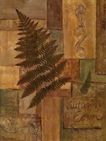 Autumn Fern Fine Art Print