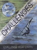 Challenges Fine Art Print
