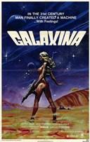 "Galaxina - 11"" x 17"" - $15.49"