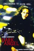"Dark Angel - 11"" x 17"""