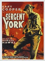 "Sergeant York French - 11"" x 17"""