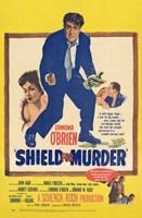 "Shield for Murder - 11"" x 17"""