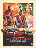 "Trojan Horse movie poster - 11"" x 17"""