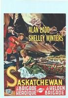 "Saskatchewan - 11"" x 17"" - $15.49"