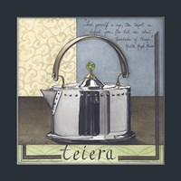 "Teiera by Diane Weaver - 10"" x 10"" - $9.99"