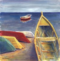 Vibrant Sea II Fine Art Print