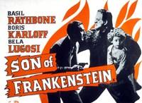 """Son of Frankenstein - 17"""" x 11"""""""