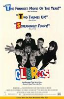 "Clerks - quotes - 11"" x 17"""