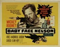 "Baby Face Nelson - horizontal - 17"" x 11"" - $15.49"