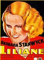 "Baby Face Nelson - Liliane - 11"" x 17"" - $15.49"