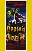 """Captain Clegg - yellow - 11"""" x 17"""""""
