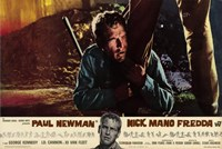 Cool Hand Luke Paul Newman Nick Mano Fredda Fine Art Print