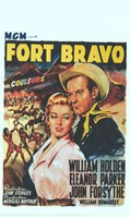 """Escape from Fort Bravo - 11"""" x 17"""""""