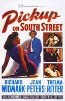 "Pick up on South Street - 11"" x 17"""