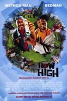 """How High - 11"""" x 17"""""""
