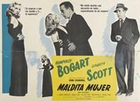 Dead Reckoning Bogart Scott Fine Art Print