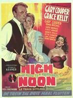 High Noon Gary Cooper