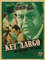 Key Largo Green Fine Art Print