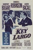 Key Largo Blue Fine Art Print