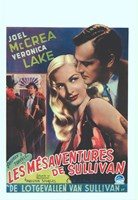 "Sullivan's Travels - Joel McCrea - 11"" x 17"""