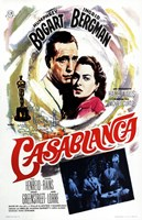Casablanca Oscar Winner Fine Art Print
